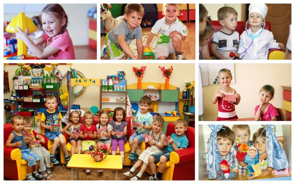 Идеи для фото детского сада