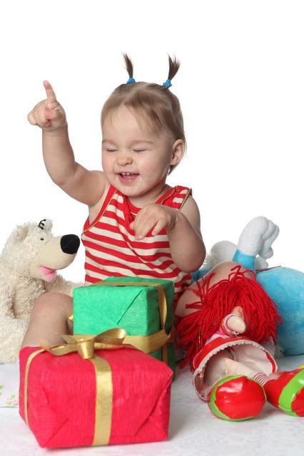 Подарки дети 5 лет