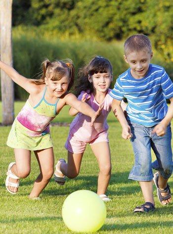 игры на знакомство детей со взрослыми